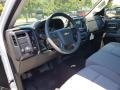Chevrolet Silverado 1500 WT Double Cab Summit White photo #7