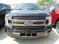 Ford F150 XLT SuperCrew 4x4 Shadow Black photo #2