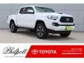 Toyota Tacoma TRD Sport Double Cab 4x4 Super White photo #1