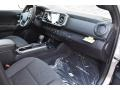 Toyota Tacoma TRD Off Road Double Cab 4x4 Silver Sky Metallic photo #11