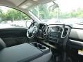 Nissan Titan S Crew Cab 4x4 Glacier White photo #12