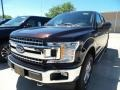 Ford F150 XLT SuperCrew 4x4 Magma Red photo #1