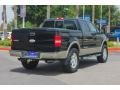 Ford F150 Lariat SuperCrew 4x4 Black photo #7
