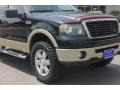 Ford F150 Lariat SuperCrew 4x4 Black photo #10