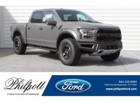 Lead Foot 2018 Ford F150 SVT Raptor SuperCrew 4x4