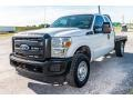 Ford F250 Super Duty XL SuperCab 4x4 Oxford White photo #9