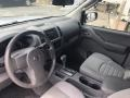 Nissan Frontier XE King Cab Radiant Silver photo #13