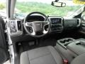 GMC Sierra 1500 SLE Double Cab 4x4 Quicksilver Metallic photo #17