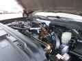 Chevrolet Silverado 3500HD LTZ Crew Cab 4x4 Blue Granite Metallic photo #40