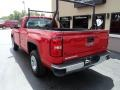 GMC Sierra 1500 Regular Cab Fire Red photo #3