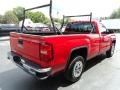 GMC Sierra 1500 Regular Cab Fire Red photo #4