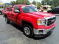 GMC Sierra 1500 Regular Cab Fire Red photo #5