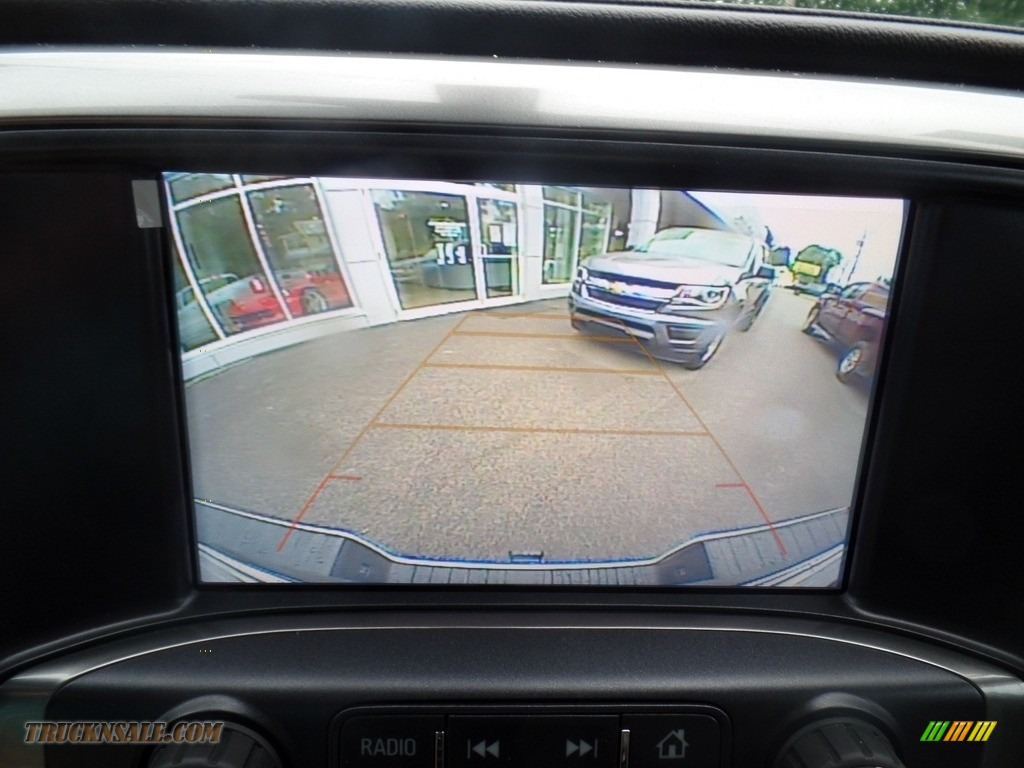 2019 Silverado 3500HD LTZ Crew Cab 4x4 Dual Rear Wheel - Summit White / Dark Ash/Jet Black photo #35