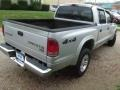 Dodge Dakota SLT Quad Cab 4x4 Bright Silver Metallic photo #7