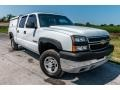 Chevrolet Silverado 2500HD LS Crew Cab 4x4 Summit White photo #1