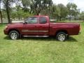 Toyota Tundra SR5 Access Cab Salsa Red Pearl photo #3