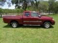 Toyota Tundra SR5 Access Cab Salsa Red Pearl photo #11
