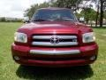 Toyota Tundra SR5 Access Cab Salsa Red Pearl photo #15