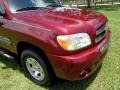Toyota Tundra SR5 Access Cab Salsa Red Pearl photo #27