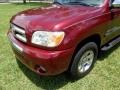 Toyota Tundra SR5 Access Cab Salsa Red Pearl photo #44