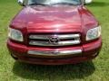 Toyota Tundra SR5 Access Cab Salsa Red Pearl photo #52