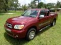 Toyota Tundra SR5 Access Cab Salsa Red Pearl photo #62