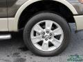 Ford F150 Lariat SuperCrew 4x4 Stone Green Metallic photo #9