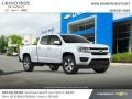 Chevrolet Colorado WT Crew Cab 4x4 Summit White photo #1