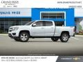 Chevrolet Colorado WT Crew Cab 4x4 Summit White photo #2