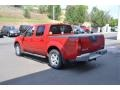 Nissan Frontier SE Crew Cab 4x4 Red Alert photo #4