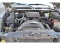Dodge Dakota ST Quad Cab 4x4 Bright Silver Metallic photo #9