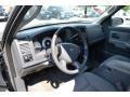 Dodge Dakota ST Quad Cab 4x4 Bright Silver Metallic photo #10