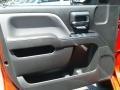 Chevrolet Silverado 1500 Custom Crew Cab 4x4 Red Hot photo #17
