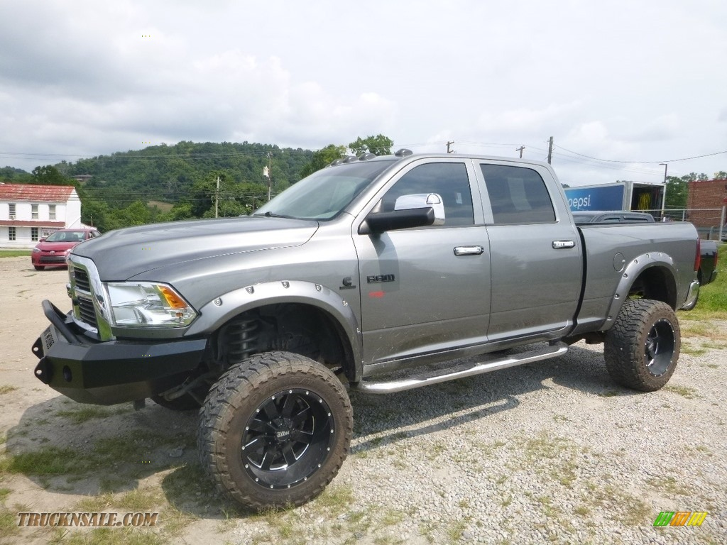 2012 Ram 2500 HD ST Crew Cab 4x4 - Mineral Gray Metallic / Dark Slate/Medium Graystone photo #1