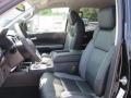 Toyota Tundra Limited Double Cab 4x4 Midnight Black Metallic photo #7