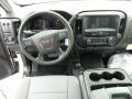 GMC Sierra 3500HD Regular Cab 4WD Dump Truck Summit White photo #12
