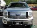 Ford F150 XLT SuperCab 4x4 Ingot Silver Metallic photo #8