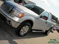 Ford F150 XLT SuperCab 4x4 Ingot Silver Metallic photo #29