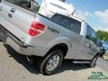 Ford F150 XLT SuperCab 4x4 Ingot Silver Metallic photo #31