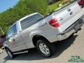 Ford F150 XLT SuperCab 4x4 Ingot Silver Metallic photo #32