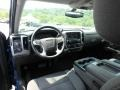 GMC Sierra 1500 SLE Double Cab 4x4 Stone Blue Metallic photo #17