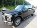 Ford F150 XLT SuperCrew 4x4 Shadow Black photo #6
