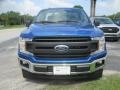 Ford F150 XL Regular Cab Lightning Blue photo #2