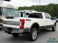 Ford F250 Super Duty King Ranch Crew Cab 4x4 White Platinum photo #5
