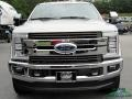 Ford F250 Super Duty King Ranch Crew Cab 4x4 White Platinum photo #8