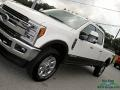 Ford F250 Super Duty King Ranch Crew Cab 4x4 White Platinum photo #37