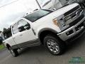 Ford F250 Super Duty King Ranch Crew Cab 4x4 White Platinum photo #38
