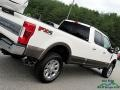 Ford F250 Super Duty King Ranch Crew Cab 4x4 White Platinum photo #39