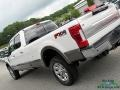 Ford F250 Super Duty King Ranch Crew Cab 4x4 White Platinum photo #40