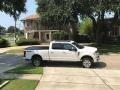 Ford F250 Super Duty Platinum Crew Cab 4x4 White Platinum Metallic photo #6